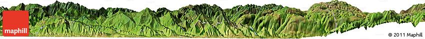 Satellite Horizon Map of Pailoupo