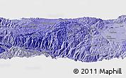 Political Panoramic Map of Pailoupo