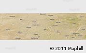 Satellite Panoramic Map of Gāndhīnagar