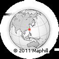 Outline Map of She-t'ou, rectangular outline