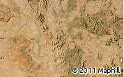 "Satellite Map of the area around 23°3'19""S,149°40'30""E"