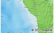 Political Map of Belalanda