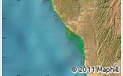 Satellite Map of Belalanda