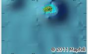 "Satellite Map of the area around 23°33'11""S,149°31'30""W"