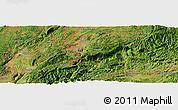 Satellite Panoramic Map of Miyang