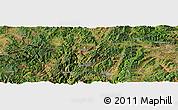 Satellite Panoramic Map of Longquan