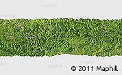 Satellite Panoramic Map of Dukou