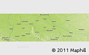 "Physical Panoramic Map of the area around 24° 52' 30"" N, 76° 34' 29"" E"