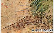 Satellite Map of Lebowakgomo