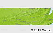 Physical Panoramic Map of The Ravene Estates