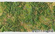 Satellite 3D Map of Longgang