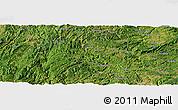 Satellite Panoramic Map of Gaoxing