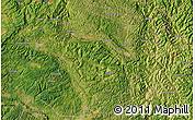 Satellite Map of Huazhang