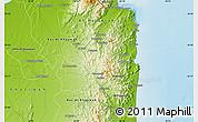 Physical Map of Muraytah