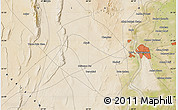 Satellite Map of Hyderābād