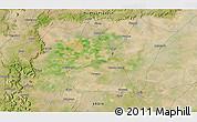 Satellite 3D Map of Barauni
