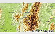 Physical 3D Map of Hkritu