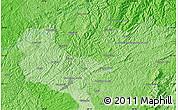 Political Map of Taquari
