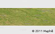 Satellite Panoramic Map of Colonia Pastoril