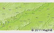 Physical 3D Map of Karauli