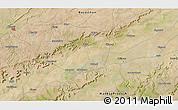 Satellite 3D Map of Karauli