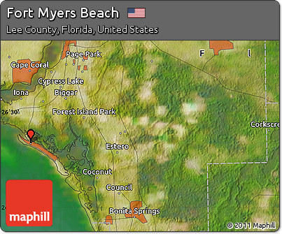 Free Satellite Map of Fort Myers Beach on map of barefoot bay, map of pink shell resort, map of bradenton, map of greenwood, map of bonita springs communities, map of havana, map of lee county, map of cocoa beach area, map of live oak, map of everglades national park, map of anna maria island, map of palm beach shores, map of north ft myers, map of monroe county, map of panama city, map of suncoast estates, map of biscayne park, map of coco river, map of florida, map of palm beach gardens,