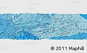Political Panoramic Map of Mabai
