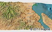 Satellite 3D Map of Boca de Magdalena