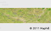 "Satellite Panoramic Map of the area around 26°50'27""N,85°4'29""E"