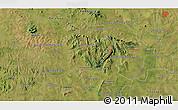 Satellite 3D Map of Colonia Aca-Yuasa