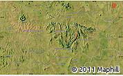 "Satellite Map of the area around 26°1'26""S,56°52'30""W"