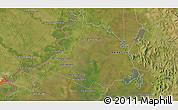 Satellite 3D Map of Puerto Dalmacia