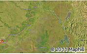 Satellite Map of Colonia Gaboto