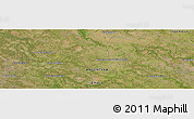 "Satellite Panoramic Map of the area around 26° 30' 51"" S, 59° 25' 29"" W"
