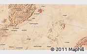 Satellite 3D Map of Ḩā'il