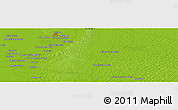 "Physical Panoramic Map of the area around 27° 19' 44"" N, 68° 55' 30"" E"