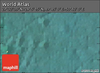"Satellite Map of the Area around 27°48'57""N,50°13'30""E"