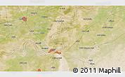 Satellite 3D Map of Sukkur