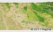 Satellite 3D Map of Bahraich