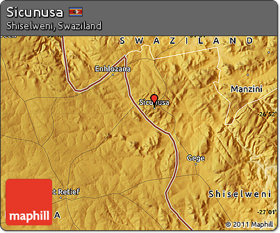 Atlas Of Africa Physical Map, Check Out Atlas Of Africa ...