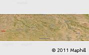 "Satellite Panoramic Map of the area around 27°29'28""S,60°16'29""W"