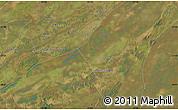 Satellite Map of Capillitas
