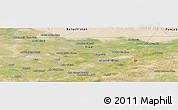 "Satellite Panoramic Map of the area around 28°18'5""N,68°55'30""E"