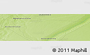 """Physical Panoramic Map of the area around 28°47'8""""N,45°58'30""""E"""