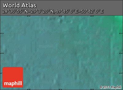 "Satellite Map of the Area around 28°47'8""N,50°13'30""E"