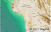 Satellite Map of Dastak