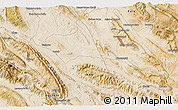 Satellite 3D Map of Āshī