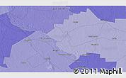 Political 3D Map of Atamisqui
