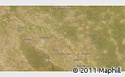 Satellite 3D Map of Atamisqui