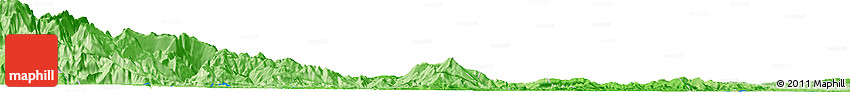 Political Horizon Map of Luocheng